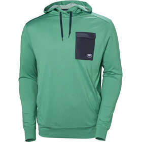Helly Hansen M's Hyggen Light Hoodie Pepper Green